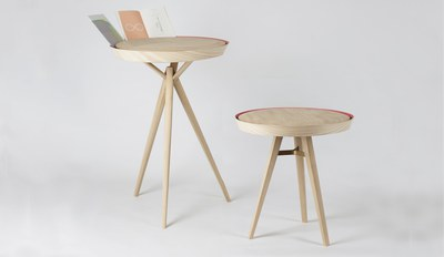 Nui Studio Yoav Side Table